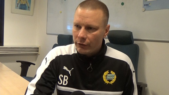 Bara Bajen-TV: Stefan Billborn om sin nya roll